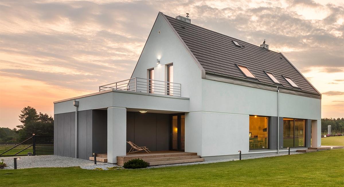 Najlepsze projekty domów o powierzchni 150 m2. Nowoczesne i wygodne
